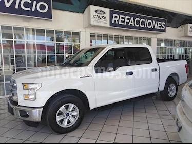 Ford Lobo XLT CREW CAB 4X2 usado (2016) color Blanco precio $415,000