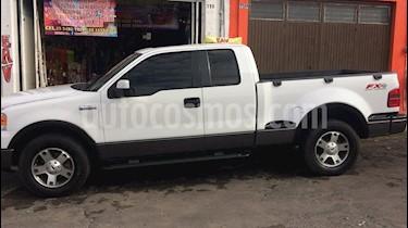Ford Lobo FX4 4x4 Cabina y Media  usado (2008) color Blanco precio $159,900