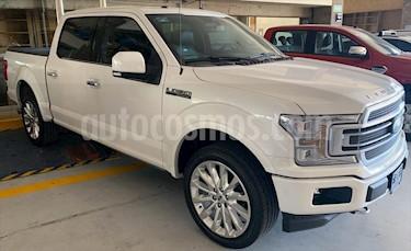 Ford Lobo Doble Cabina Platinum 4x4 usado (2018) color Blanco precio $879,000