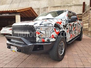 foto Ford Lobo XLT CREW CAB 4X2 usado (2016) color Blanco precio $450,000