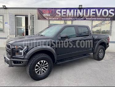 Ford Lobo RAPTOR CREW CAB 4X4 usado (2019) color Negro precio $1,119,000