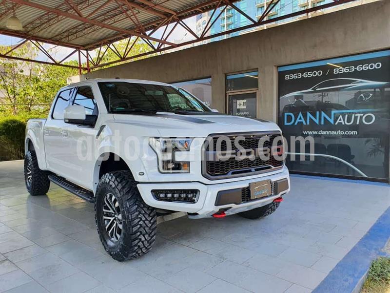 Ford Lobo Raptor SVT usado (2019) color Blanco precio $1,199,000