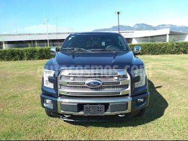 Foto Ford Lobo Doble Cabina Platinum 4x4 usado (2015) color Azul precio $499,900