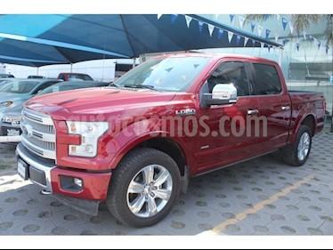 Foto venta Auto usado Ford Lobo Platinum Crew Cab 4x4 (2017) precio $775,000