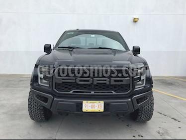 Foto venta Auto usado Ford Lobo RAPTOR Cabina y media SVT 4x4  (2017) color Negro precio $1,000,000