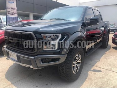 Foto venta Auto usado Ford Lobo RAPTOR Doble Cabina SVT 4x4  (2018) color Negro precio $1,090,000