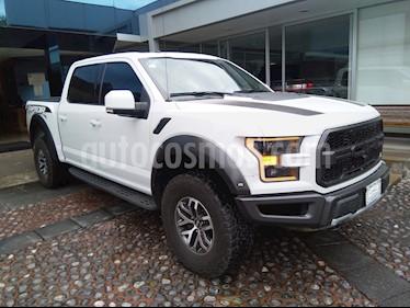 Foto venta Auto usado Ford Lobo Raptor SVT  (2018) color Blanco Oxford precio $1,100,000
