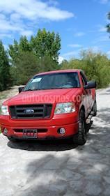 Foto venta Auto usado Ford Lobo Sport FX2 4x2 Cabina Regular Aut (2008) color Rojo Fuego precio $175,000
