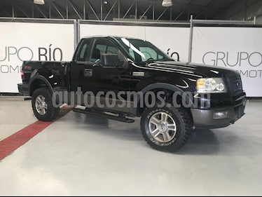 Foto venta Auto usado Ford Lobo Sport FX4 4x4 Cabina Media (2005) color Negro precio $139,000