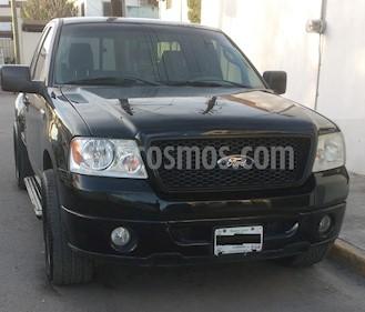 Foto venta Auto usado Ford Lobo STX 4x2 Cabina Regular Aut (2007) color Negro precio $135,000