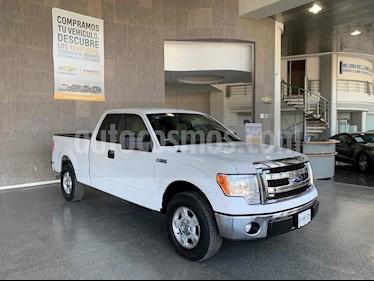 Foto Ford Lobo XLT 4x2 Cabina Doble  usado (2013) color Blanco precio $265,000