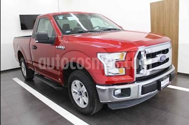 Foto venta Auto usado Ford Lobo XLT 4x2 Cabina Regular (2016) color Rojo precio $399,000