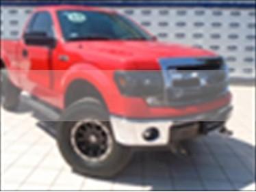 Foto venta Auto usado Ford Lobo XLT REG CAB 4X4 (2013) color Rojo precio $260,000