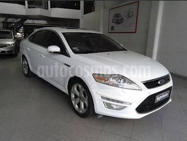 Foto venta Auto usado Ford Mondeo - (2013) color Blanco precio $460.000