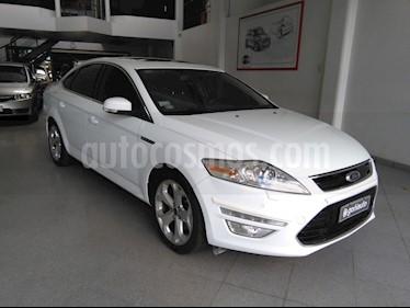 Foto venta Auto usado Ford Mondeo - (2013) color Blanco precio $430.000