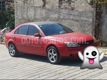 Foto venta Auto usado Ford Mondeo 2.0 Core (2001) color Rojo precio $28,000