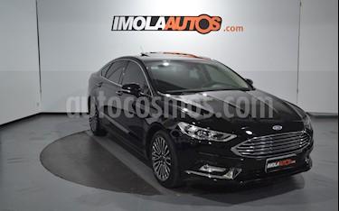 Ford Mondeo Titanium 2.0L Ecoboost Aut usado (2018) color Negro Ebony precio $2.600.000