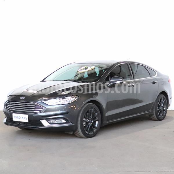 Ford Mondeo SE 2.0L Aut Ecoboost usado (2019) color Gris Tectonico precio $3.244.000