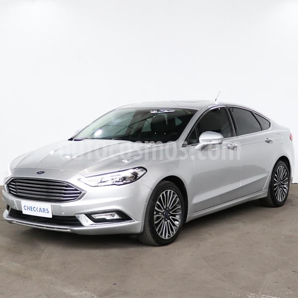 Ford Mondeo Titanium 2.0L Aut Ecoboost usado (2018) color Gris Plata  precio $2.975.000