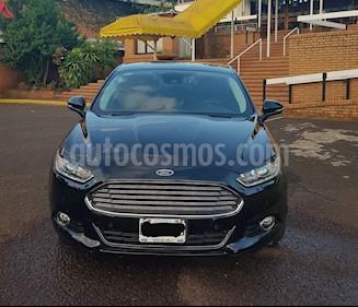 Ford Mondeo Titanium 2.0L Aut Ecoboost 2016/2017 usado (2016) color Negro precio $1.600.000