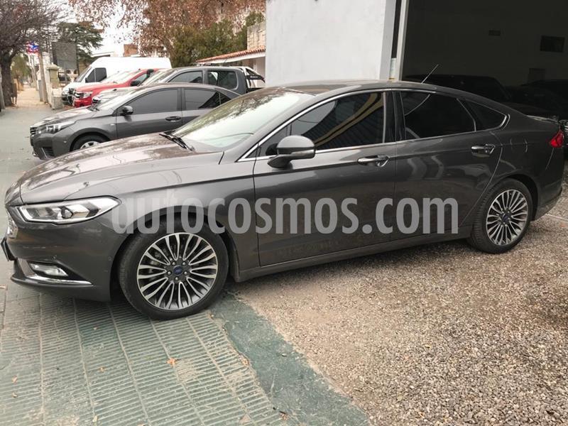 Ford Mondeo Titanium 2.0L Aut Ecoboost usado (2017) color Gris Oscuro precio $2.500.000