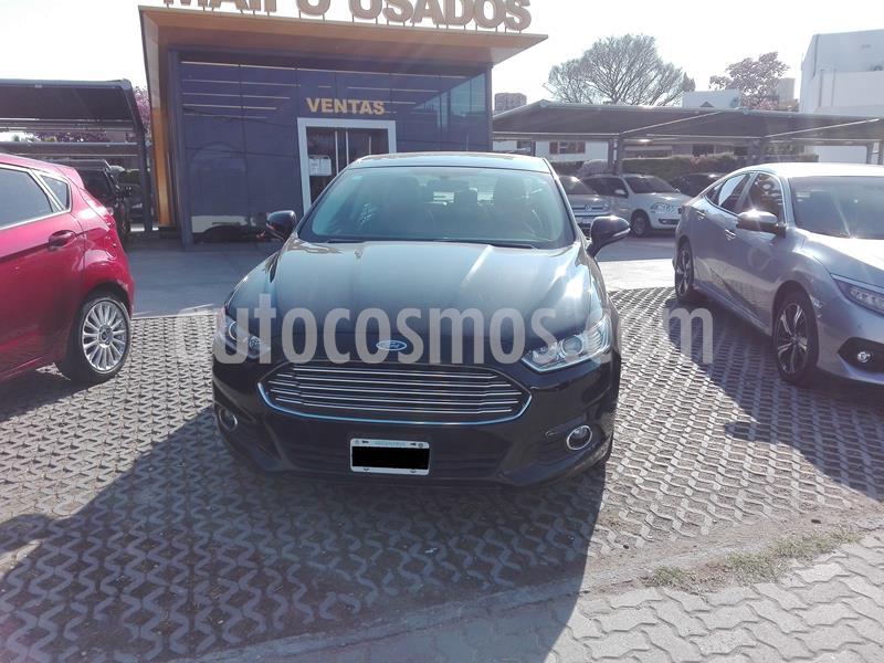 Ford Mondeo SE 2.0L Aut Ecoboost usado (2016) color Negro precio $1.650.000