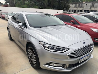 Ford Mondeo Titanium 2.0L Ecoboost Aut usado (2018) color Gris Tectonico precio $2.400.000