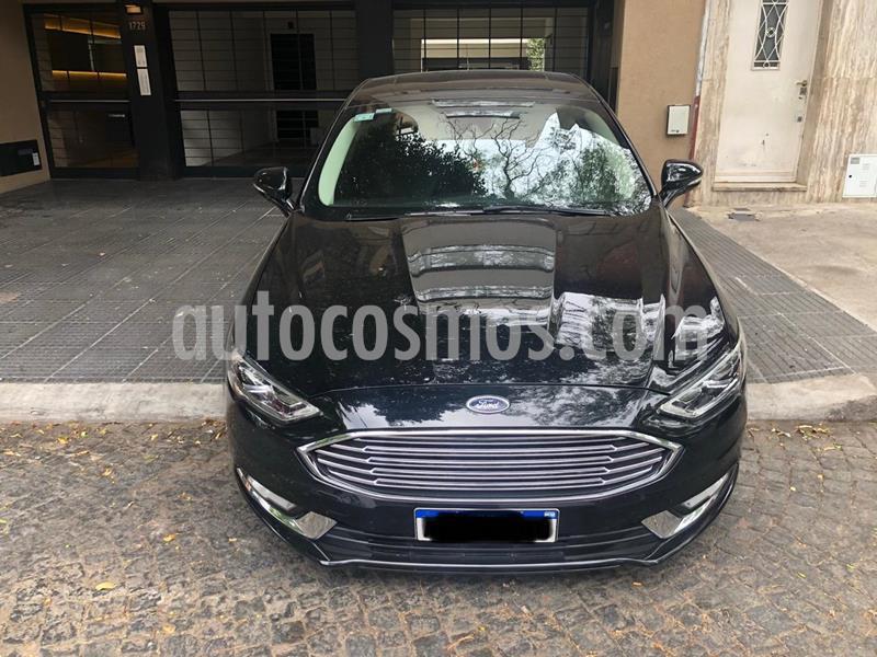 Ford Mondeo Titanium 2.0L Ecoboost Aut usado (2018) color Negro precio $3.350.000