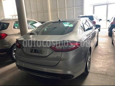 foto Ford Mondeo SE 2.0L Aut Ecoboost 2016/2017 usado (2016) color Plata precio $997.000