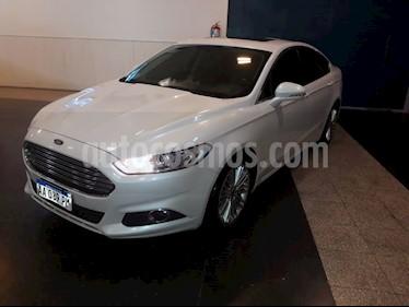 foto Ford Mondeo SE 2.0L Aut Ecoboost 2016/2017 usado (2016) color Blanco Platinado precio $770.000