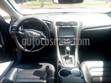 Ford Mondeo Titanium 2.0L Ecoboost Aut usado (2016) color Negro Ebony precio u$s30.000