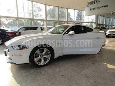 Foto venta Auto usado Ford Mustang 2 PTS. GT, V8, TA, PIEL, 6 CD (2018) color Blanco precio $610,000