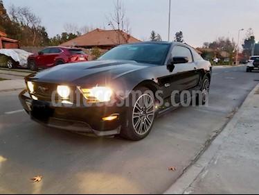 Ford Mustang 5.0L GT Aut usado (2012) color Negro precio $13.990.000