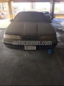 Foto venta carro usado Ford Mustang Automatico (1993) color Negro precio u$s2.000