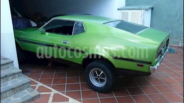 Ford Mustang Automatico usado (1973) color Verde precio u$s2.498