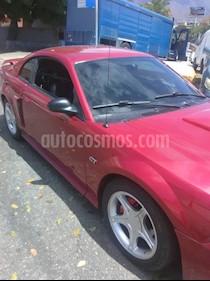 Foto venta carro usado Ford Mustang Automatico (2002) color Rojo precio BoF5.500