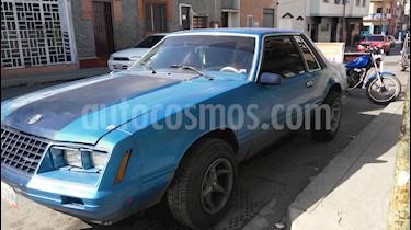 Foto venta carro usado Ford Mustang Automatico (1981) color Azul precio u$s950