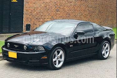 Ford Mustang GT  usado (2014) color Negro precio $85.900.000