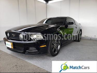 Ford Mustang GT  usado (2013) color Negro precio $89.890.000