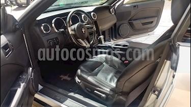 Foto venta Auto usado Ford Mustang Convertible Aut (2006) color Plata precio $120,000