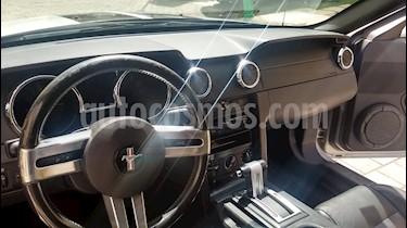Foto venta Auto usado Ford Mustang Convertible Aut (2006) color Gris Plata  precio $120,000