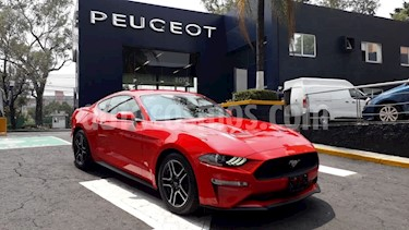 Foto Ford Mustang Coupe 2.3L Aut usado (2018) color Rojo Racing precio $559,900