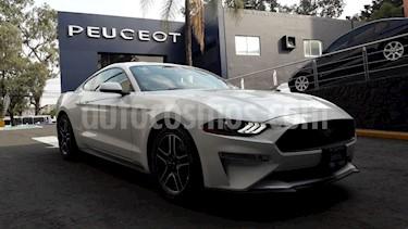 Foto venta Auto Seminuevo Ford Mustang Coupe 2.3L Aut (2019) color Blanco Oxford precio $618,200