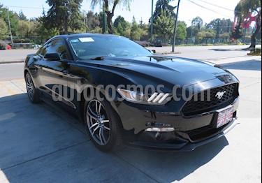 Foto venta Auto Seminuevo Ford Mustang Coupe 2.3L Aut (2017) color Negro Profundo precio $529,000