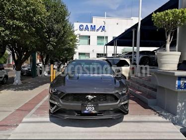 Foto venta Auto Seminuevo Ford Mustang Coupe 2.3L Aut (2019) color Gris precio $579,900