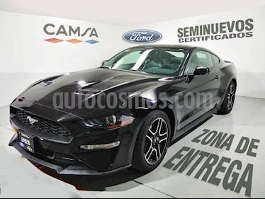 Foto Ford Mustang Coupe 2.3L Aut usado (2019) color Negro precio $555,000