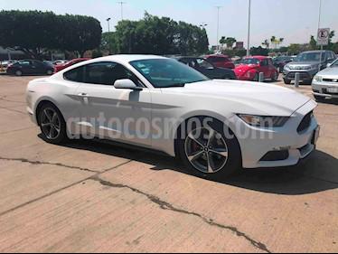Foto venta Auto usado Ford Mustang Coupe 3.7L V6 Aut (2015) color Blanco Oxford precio $340,000
