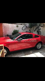 Ford Mustang Coupe 3.7L V6 Aut usado (2008) color Rojo precio $85,000