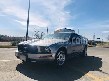 Ford Mustang Coupe V6 Aut usado (2008) color Plata Metalizado precio $110,000