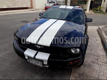 Foto venta Auto Seminuevo Ford Mustang Coupe V6 Aut (2007) color Negro precio $129,000